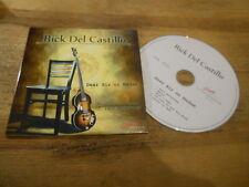 CD Ethno Rick del Castillo-Dear Sir or Madam (5 Song) MCD Solo Musica CB