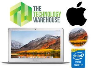 Apple MacBook Air 11 - Thin & Light MacBook with i7 CPU + SSD & Mac High Sierra