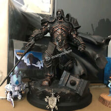 Official Warcraft III:Reforged Arthas Menethil Statue Limited Model IN STOCK