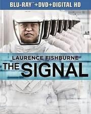 The Signal (Blu-ray/DVD, 2014, 2-Disc Set, Includes Digital Copy UltraViolet)