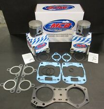 Polaris 550  MCB Dual Ring Piston Kit w/ Top End Gasket Kit