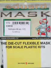 Eduard 1/72 CX518 Canopy Mask for the (New) Airfix Wellington Mk Ic kit