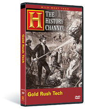 WILD WEST TECH - GOLD RUSH TECH (HISTORY CHANNEL) NEW AND SEALED