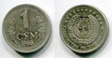 (4905)Uzbekistan 1 Sum 1998 RRR-date