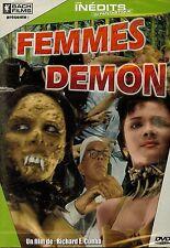 FEMMES DEMON /*/ DVD HORREUR NEUF/CELLO
