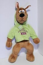 "Scooby-Doo 22"" Huge Plush Toy Doll in Green Sweatshirt Toy Factory 2011"