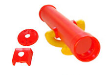 TELESCOPE & Hardware RED NEW playground cubby house swing accessories