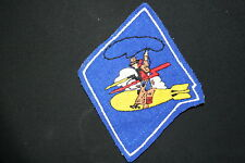 SUPERB 673RD BOMB SQUADRON 5TH AAF AIR FORCE A2 JACKET PATCH FLYING COWBOYS