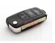 REMOTE KEY CASE FOB FOR VW BEETLE JETTA PASSAT GOLF GIT