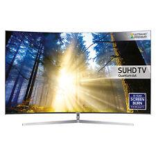 "Samsung UE55KS9000 Curved SUHD HDR 1,000 4K Ultra HD Quantum Dot Smart TV, 55"""