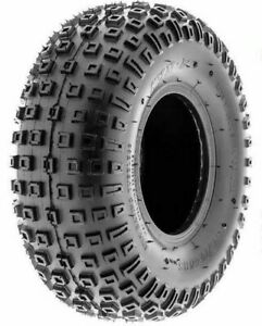 145/70-6 KNOBBLY TYRE ROAD LEGAL E MARKED A011 SUN-F AO11 145x70x6 145/70/6 LT50