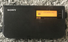 Sony XDR-S55 DAB, AM/FM Radio