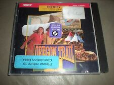 The Oregon Trail II Version 1.0 for Windows and Macintosh History Game Education