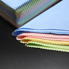 100x Superfine Fiber Cloths Clean FOR cameras Mobile Phones Lens computer worth