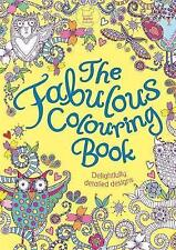 Fabulous Colouring Book (Buster Activity), Hannah Davies, New Book