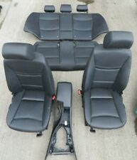 BMW 3 Series E90 320i 2010 Genuine Full Leather Interior Seats with Door Cards