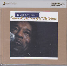 """Buddy Guy - Damn Right, I've Got the Blues"" Limited Numbered Japan K2HD CD New"