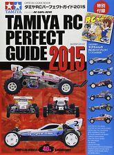 TAMIYA RC Perfect Guide Book 2015