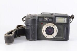 """Exc+5"" Konica Genbakantoku Lens 28 HG Heavy Duty Panorama Film Camera Body 94A"