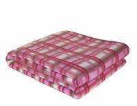 New Large Soft Warm Tartan Check Sofa Throw Bed Blanket Fleece 140cm x 180cm