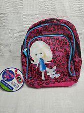 "Littlest Pet Shop Blythe Mini BACKPACK Pet Vacation Collection 10"" LPS TRU NEW"