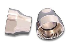 41mm Fork Boot Covers Chrome For Harley-Davidson
