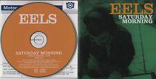 Eels  CD-SINGLE  SATURDAY MORNING  (c) 2003  CARDSLEEVE + PRODUKT INFO BLATT