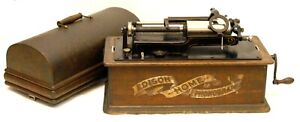 EDISON HOME PHONOGRAPH CYLINDER PHONOGRAPH