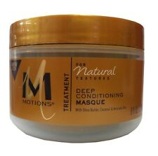 Motions For Natural Textures Deep Conditioning Masque 236ml