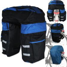 Fahrrad Gepäcktasche Satteltasche Fahrradtasche Rucksack Gepäckträgertasche NEU
