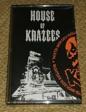 NEW HOUSE OF KRAZEES HOMEBOUND CASSETTE TAPE LTD ONLY 50 MADE TWIZTID HOK R.O.C.
