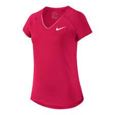 Vêtements t-shirt rouge pour fille de 7 à 8 ans