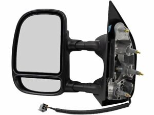 Left Towing Mirror For 2002-2008 Ford E350 Super Duty 2003 2004 2005 2006 F214MG