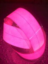 """electroluminescent panel / EL tape/2""""x 12"""" Hot Pink back light &12volt inverter"""