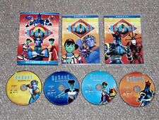 ReBoot: Seasons 1 and 2 DVD 2011 4-Disc Box Set Shout Factory