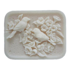 Birds Soap Molds Candle Molds Silicone Soap Making Molds Resin Wax Mould