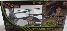 Auldey Sky Rover Tracker Helicopter 6 Mins Of Flight Time Auto Pilot System