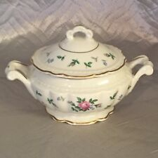 Princess-Empcraft China Sweet Briar Sugar Bowl with Lid, EXCELLENT!!!