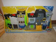 Fisher Price Imaginext Gotham City Center Building Only New Without Accessories