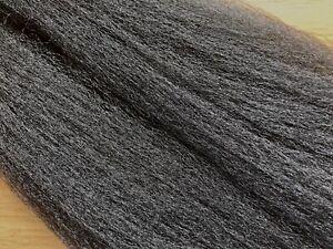 Baitfish Fibre Like Funky Fibre/EP Fiber Black Pike Saltwater Fly Tying