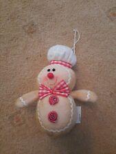 Gingerbread Man Christmas Tree Decorations