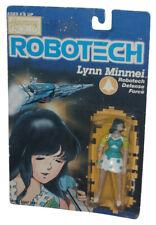 Robotech Lynn Minmei Defense Force (1985) Matchbox 3.75 Inch Figure
