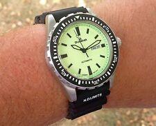 Dugena Nautica/Sea Tech Automatik Diver's Watch 20ATM 4167791 Miyota Movement