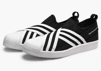 adidas x White Mountaineering Superstar Slip On PrimeKnit Size 11.5 RRP £130