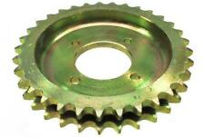 GO KART DUNE BUGGY REAR DUAL ROW SPROCKET GEAR FOR 530 CHAIN ONLY RS00S1