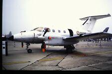 4/467-2 Embraer EMB-121AN XINGU 81 French Navy Kodachrome Slide