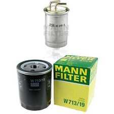 Mann-filter Set Ford Escort VI Fille 1.8 Td D Fiesta III Gfj Avl Turbo Mazda 121