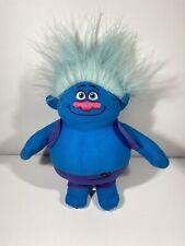"Trolls Plush Biggie 10"" Licensed Stuffed Movie Toy Factory Dreamworks"