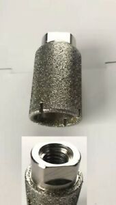 """2"""" 3 1/2"""" Zero Tolerance grinding Drum core bit for stone concrete glass ceramic"""