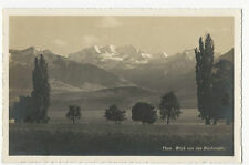 Thun Unposted Collectable Swiss Postcards